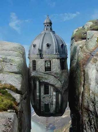Unusual Architecture | F.E. Moran