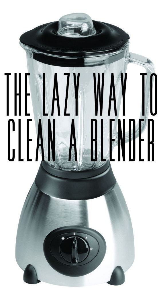 Clean a Blender Easily | The Moran Group