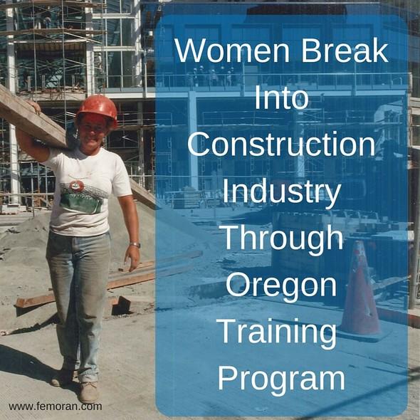 Women Break into Construction Industry