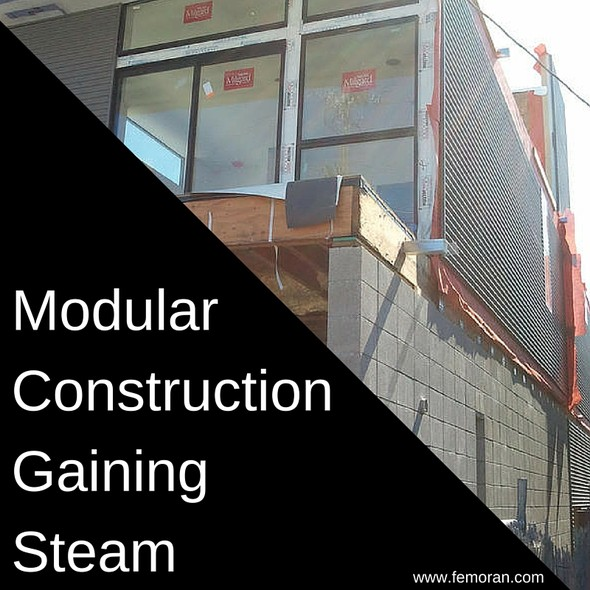 Modular Construction | The Moran Group