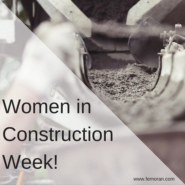 Women in Construction Week | The Moran Group