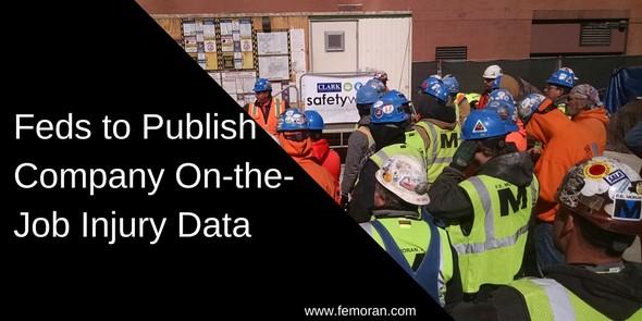 OSHA recordable incidents | F.E. Moran