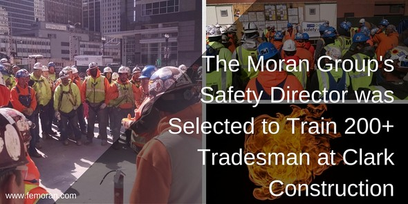 Safety Training | F.E. Moran