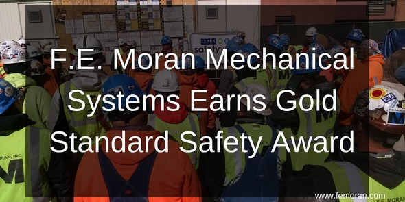 Gold Standard Safety Award