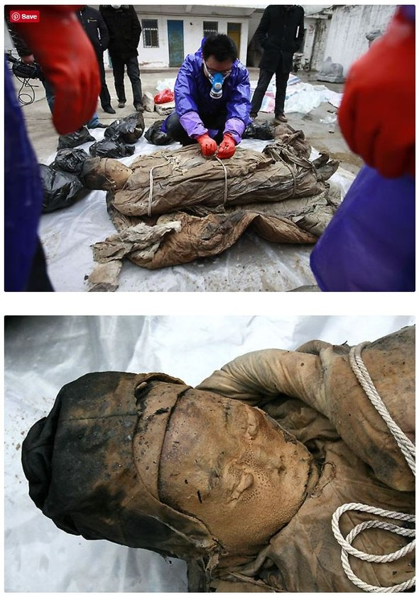 China Mummy