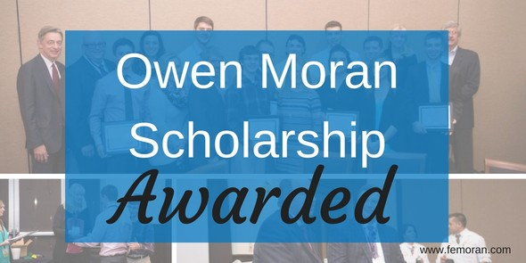 Owen Moran Scholarship
