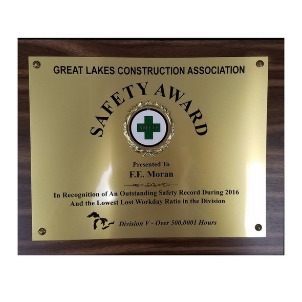 Great Lakes Safety Award
