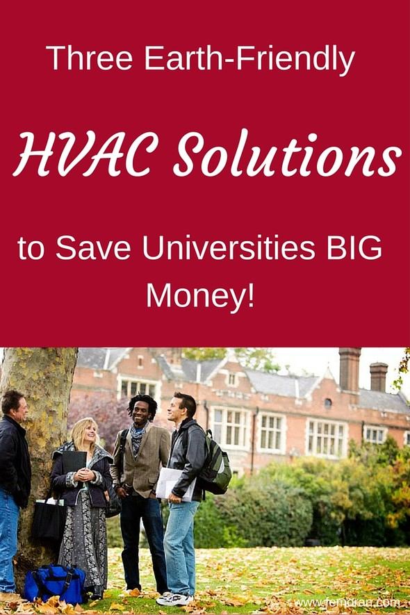 HVAC for universities