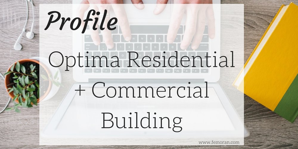 HVAC for Optima Residential and Commercial Building