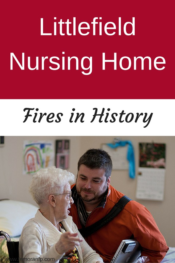 nursing home fire protection