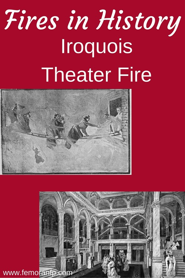 Iroquois theater fire