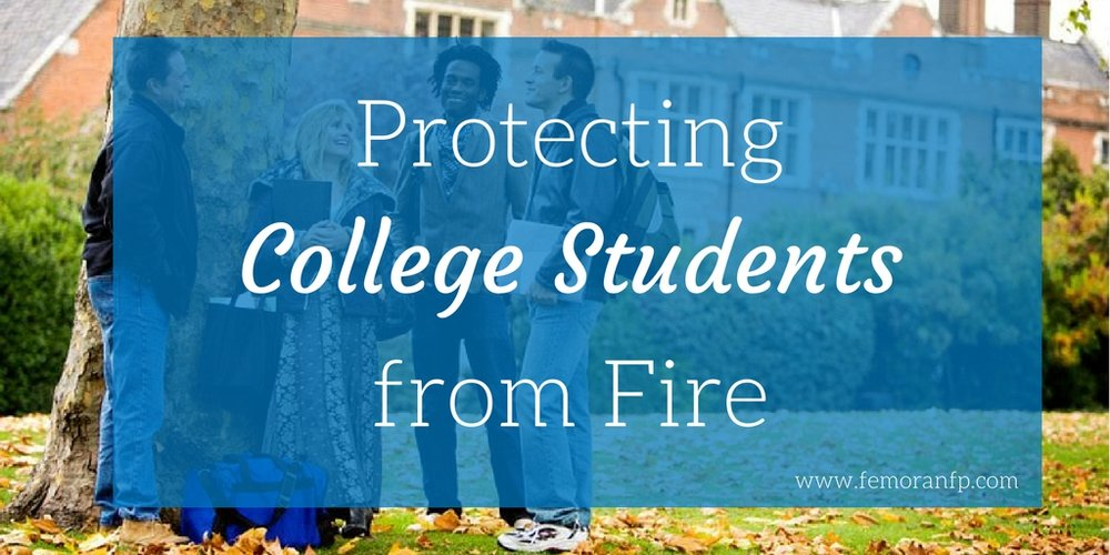 college and university fire protection