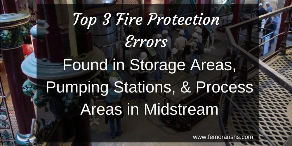 midstream fire protection