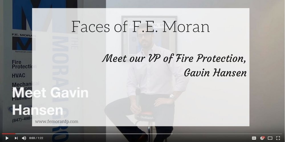 F.E. Moran Fire Protection