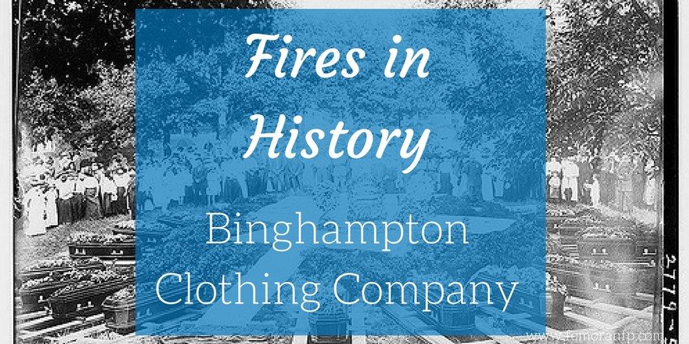 Binghampton Fire