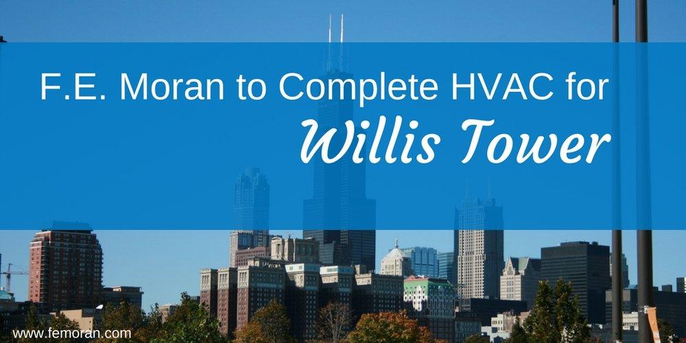 Willis Tower HVAC