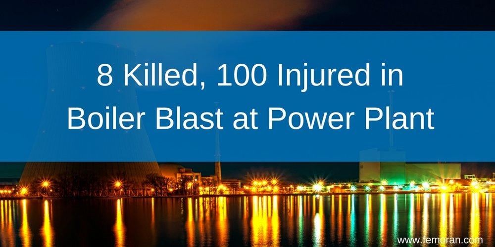8 Killed, 100 Injured in Boiler Blast at Power Plant.jpg