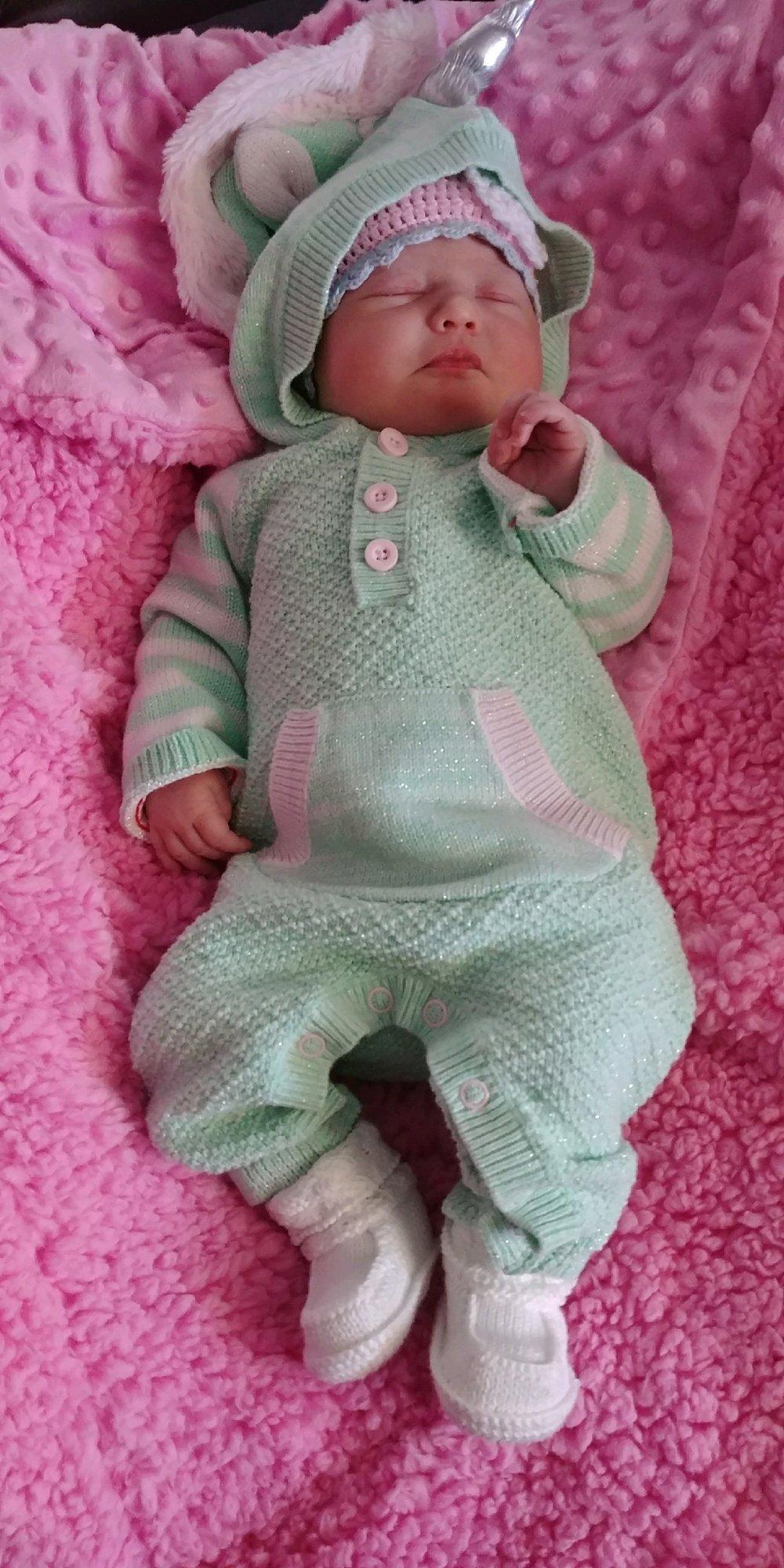 Chloe Marta - Born January 30