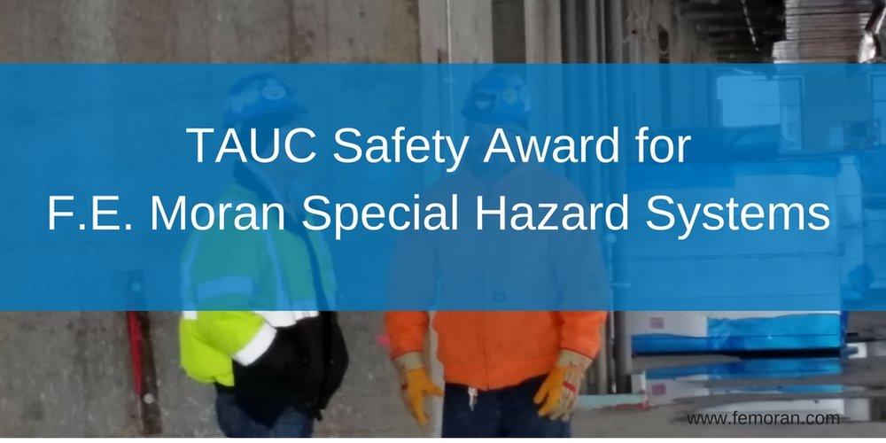 TAUC Safety Award.jpg