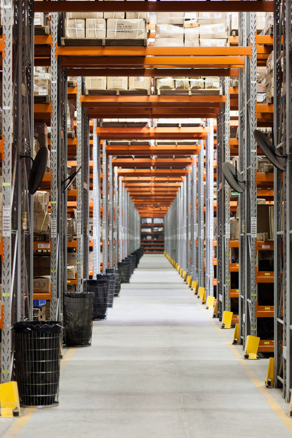 Addressing Warehouse Fire Protection as Industry Booms in
