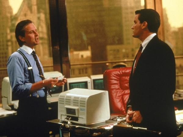 Wall Street  (1987); Image courtesy of MovieStillsDB.com