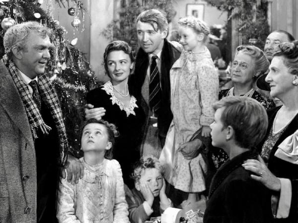 It's a Wonderful Life  (1946); Image courtesy of MovieStillsDB.com