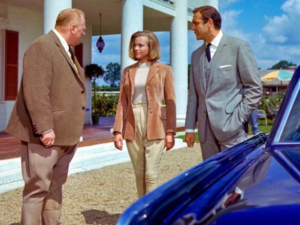 Goldfinger  (1964); Image courtesy of MovieStillsDB.com