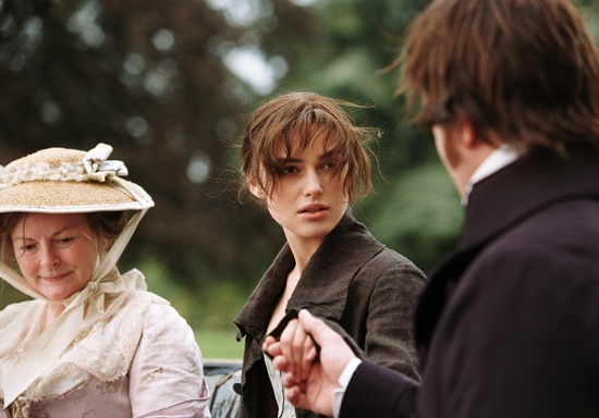 Pride and Prejudice   (2005); Image courtesy of Universal Studios from MovieStillsDB.com