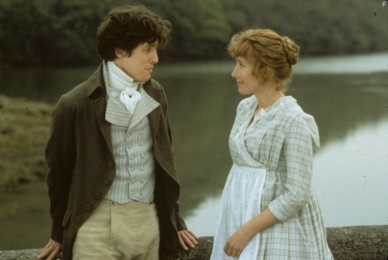 Sense and Sensibility  ; Image courtesy of Columbia Pictures from MovieStillsDB.com