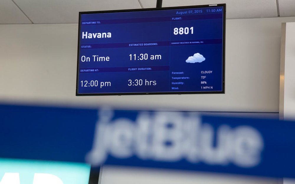 Despite New Cuba Policy, Traveling to Cuba with CAA is Still Easy! - November 17, 2017
