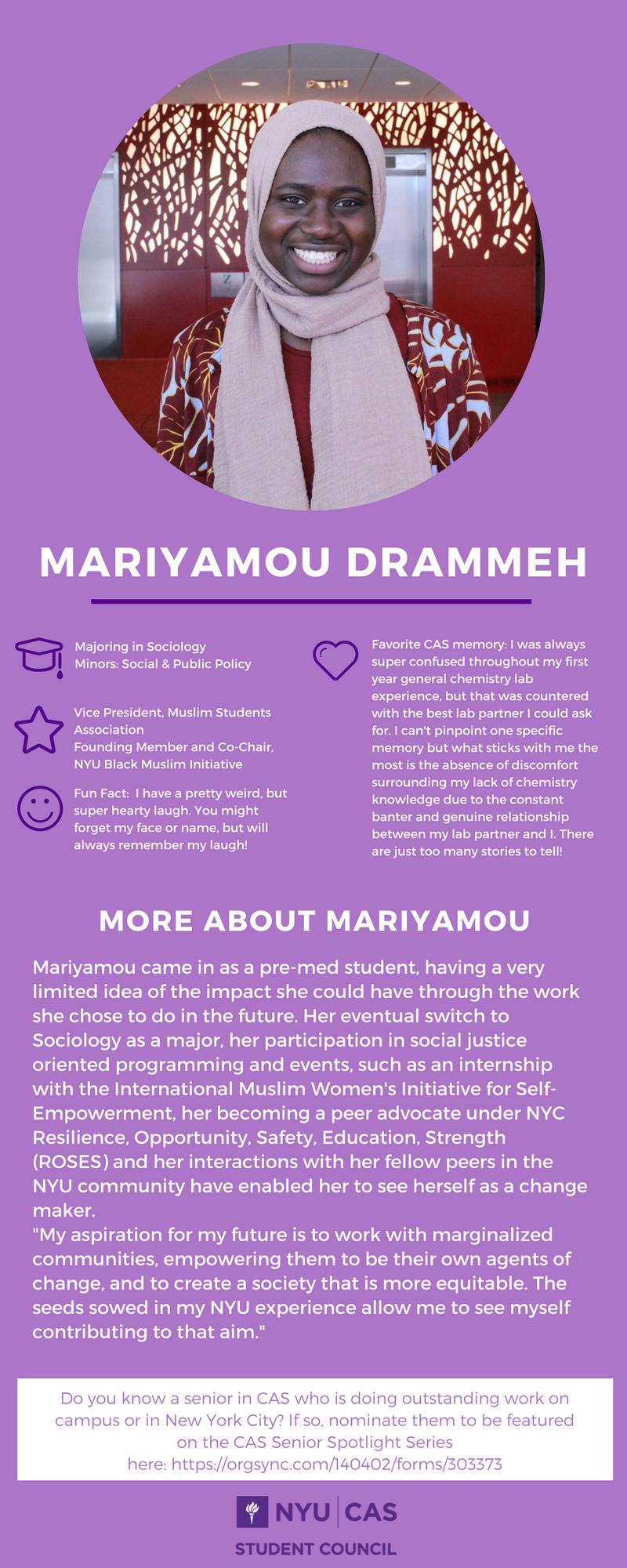 Mariyamou, Final.png