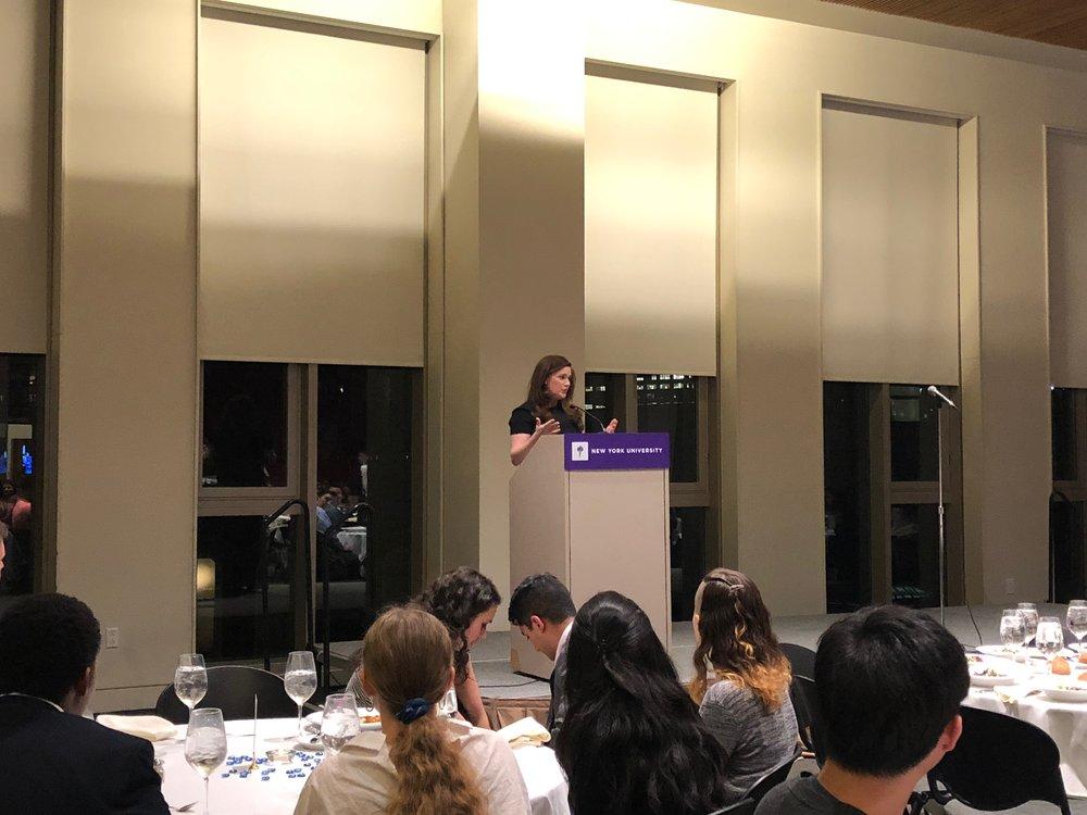Keynote Speaker: Diane McKeever