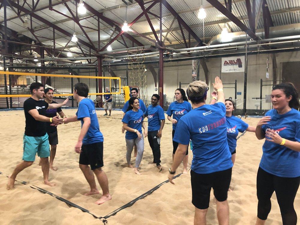 CAS After Beach Volleyball