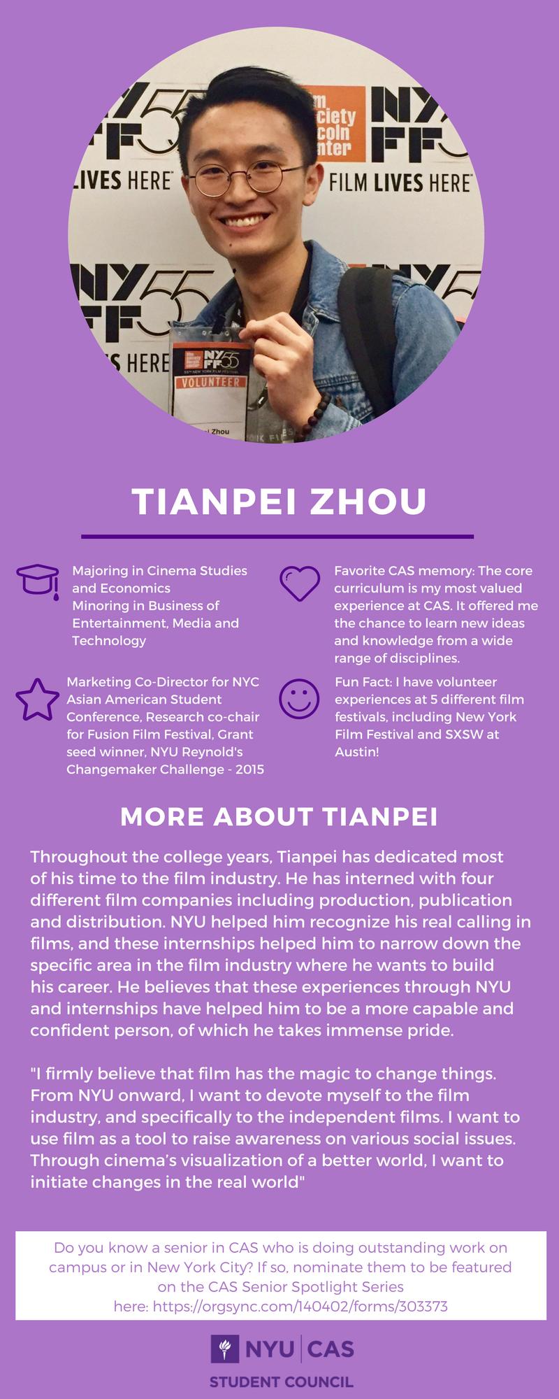 Tianpei Zhou