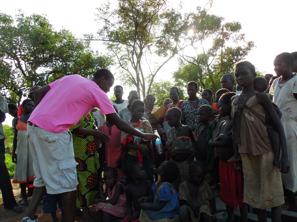 The Healing Kadi Foundation   partnering to address medical challenges in South Sudan   Partners
