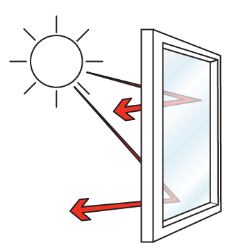 Decrease HeaT - Heat reduction is a huge reason many home and business owners are driven to tint their windows. Present day's technology allows window films to provide up to an 85% Solar Energy Rejection, creating a more comfortable environment for your home or business.
