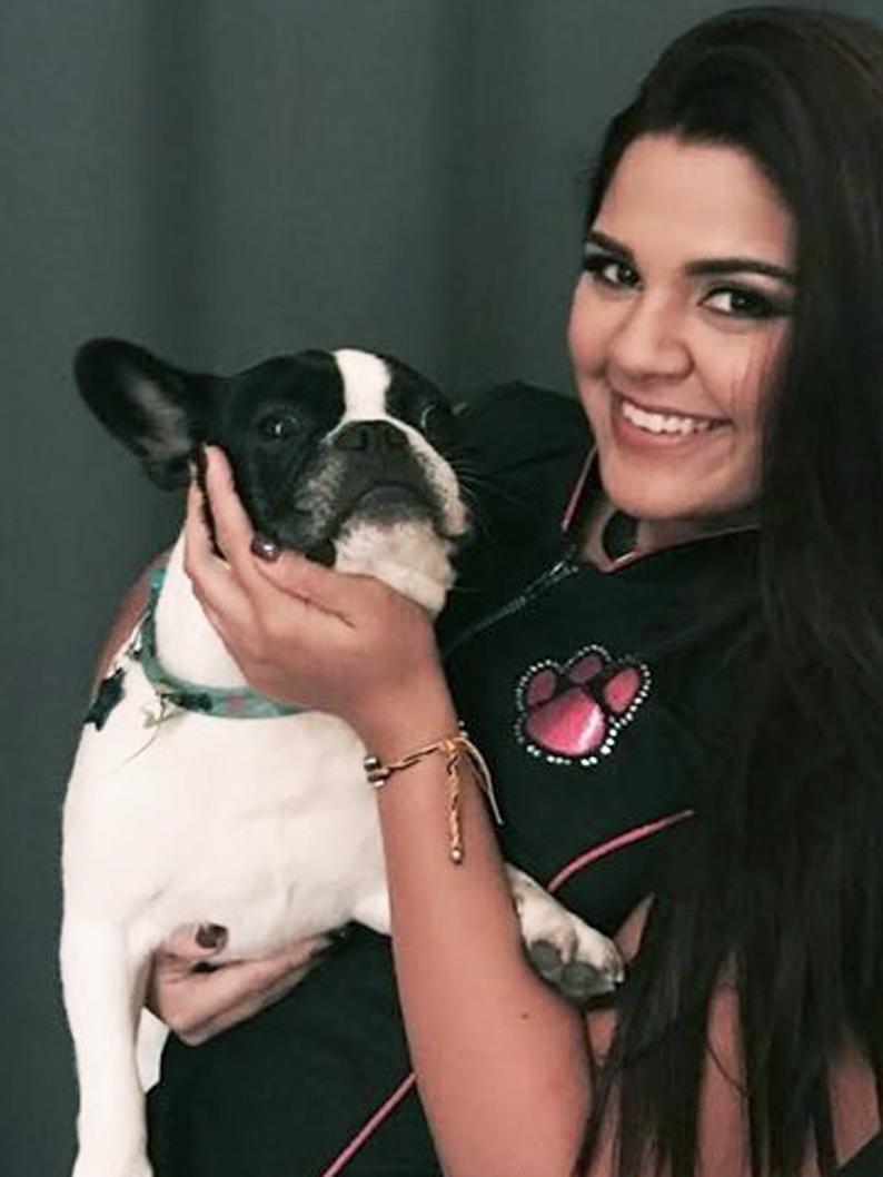 Elisa Zapata - Owner & Groomer