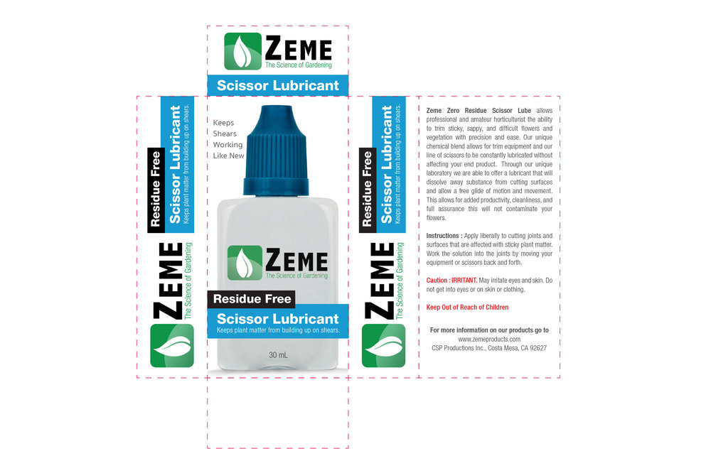 Client   Zeme  Packaging Design