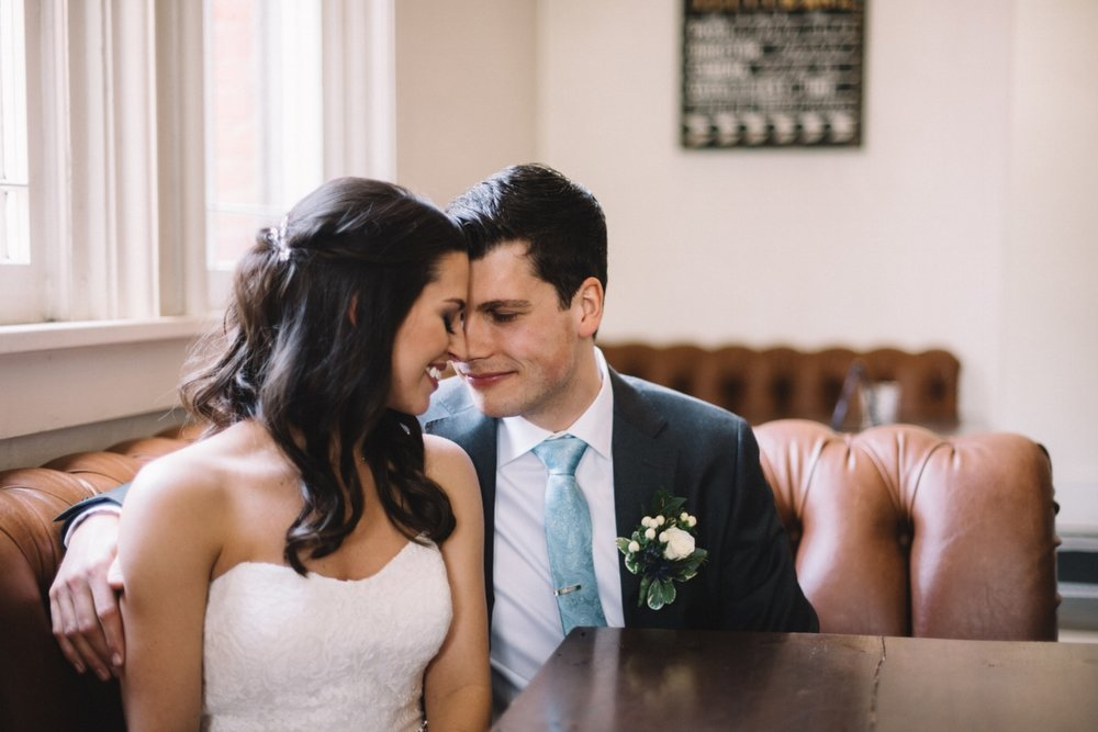 Alyssa and Phil | Cincinnati Wedding at The Transept
