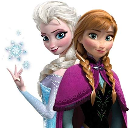 deep thoughts with anna and elsa for the sake of one