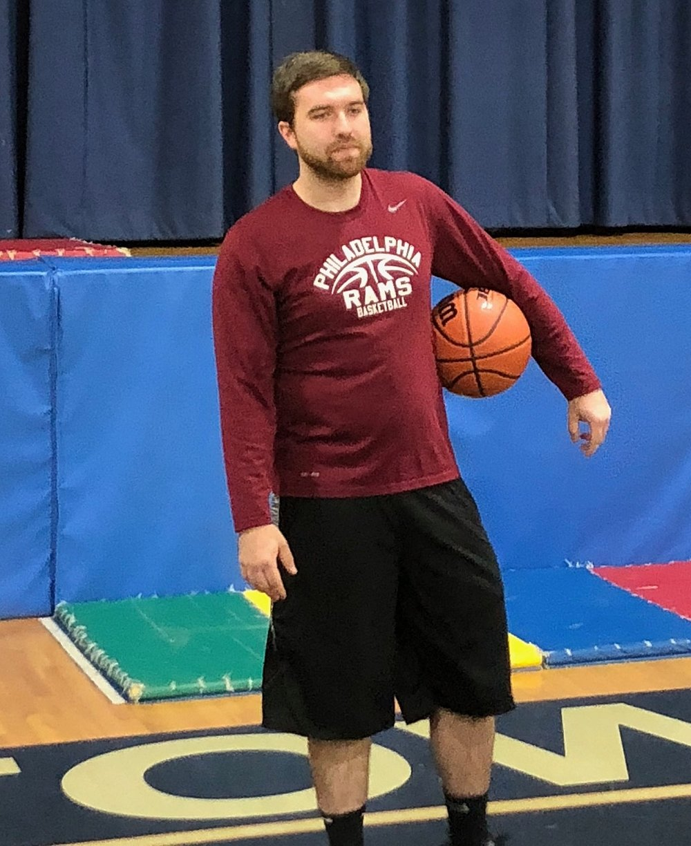 Boys Basketball Coach - Tyler started working with Baseline Hoops in 2017. He attended Middle Township High School and was a 4 year basketball player at Philadelphia University. Tyler went to 2 NCAA tournaments for Division II with Philadelphia University, and helped his team to 1 Conference Championship.Favorite Basketball Player: J.J ReddickFavorite Basketball Team: The Philadelphia 76ersMost Influential Coach to Tyler: Herb Magee, College CoachFavorite basketball moment: Winning Conference ChampionshipTraining and Coaching Specialty: Shooting, Coaching Strategy.