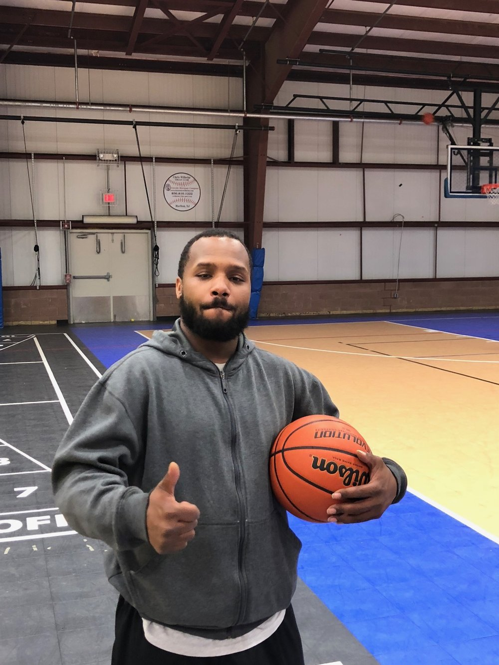 Skills Trainer - Coach - Tony has been getting his hands dirty with the organization since 2015. His high school years were played at Pemberton in Burlington County New Jersey, and he attended Rutgers and Bethune Cookman University. Tony comes to the staff with knowledge of a Semi-Pro basketball league when he played for the South Jersey Thunder. His most fondest achievements in his basketball career were playing three years of Varsity basketball as a point guard, and playing in a college all star game and dropping 50 points.Favorite Basketball Players: Stephon Marbury and Rafer AlstonFavorite Basketball Team: The New York KnicksMost Influential Coach to Tony: Tony Normil Sr.Favorite part about coaching: Helping kids get better and watching the kids see for themselves that their hard work is paying off.Training Specialty: Ball handling, moves off the dribble, defense and drawing out energy from players.Favorite Quote: