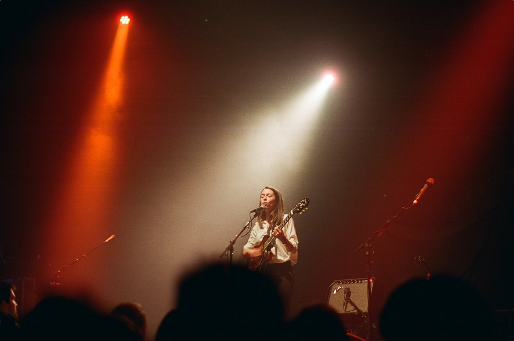 Wilsen opening for Daughter March 3, 2016 at Union Transfer