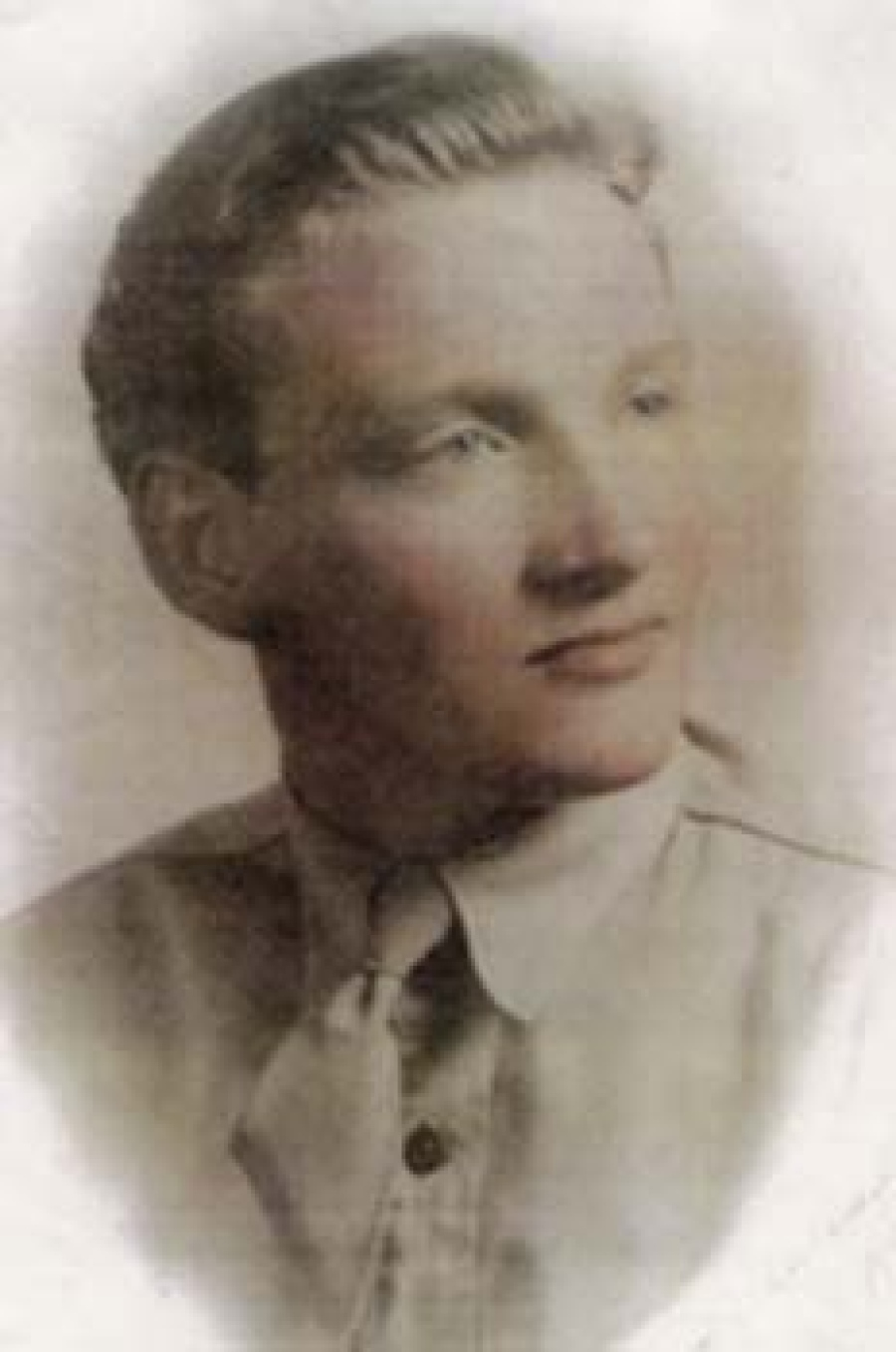 Sgt. Ralph J. Neal - Ball Turret Gunner Neal flew on the Lonesome Lady mission to bomb the Haruna in the place of Replacement Crew 42B crew member Frank Baker the day it was shot down.