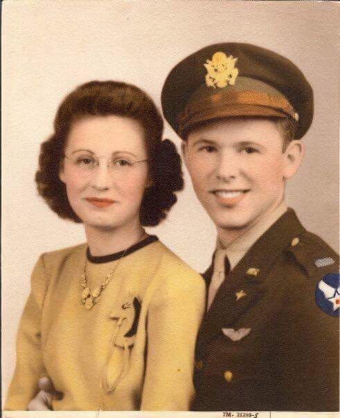 Rose Marie and Emil Matthew Turek