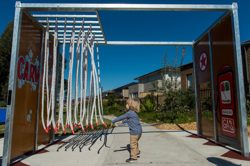 Sensory Playspaces - Interactive Neighbourhood Play