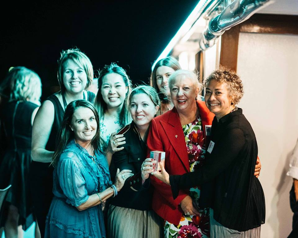 Caroline from our team was honoured to be amongst the winners of the Inaugural Blackmores Mercie Wheelman Women+Wellbeing International Women's Day Awards 2018