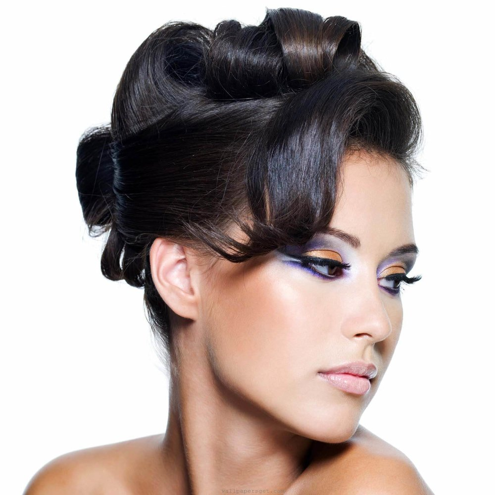 Mobile Makeup & Hair for parties