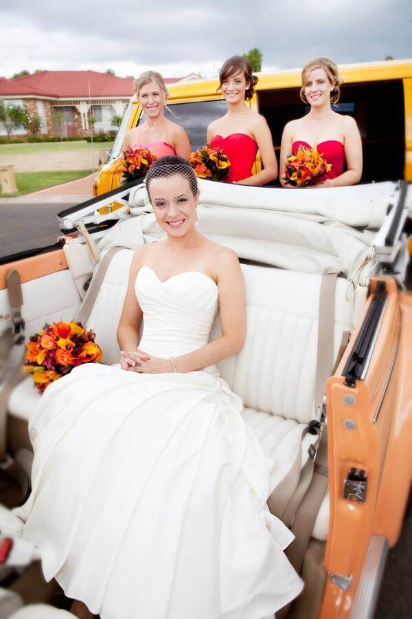 bride arrivaing at the wedding.jpg
