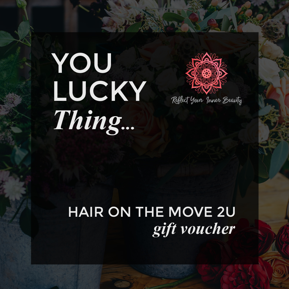 Hair on the Move Gift Voucher